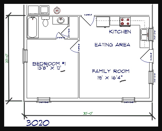 Anysize Metal Barndominium Floor Plans For Your Dream Home