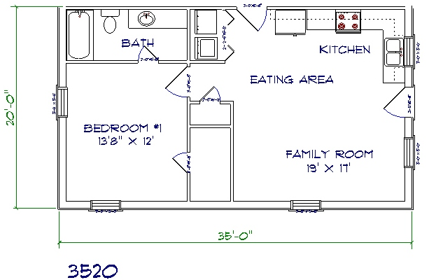 All about barndominium floor plans benefit cost price for Cost of building a 700 square foot house