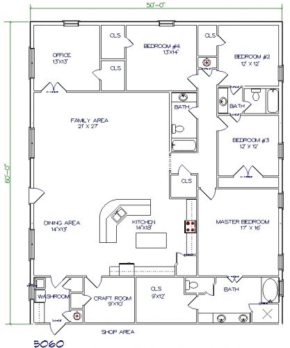 All About Barndominium Floor Plans Benefit Cost Price