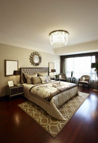 A royal design wood floor ideas