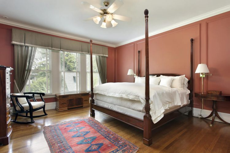 Colonial hardwood flooring ideas