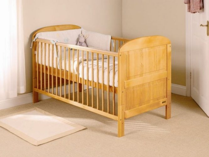 Types of beds; Cot