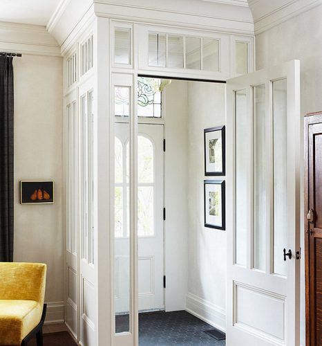Minimalist entryway ideas