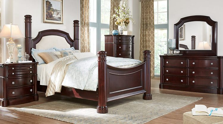 Regency Bedroom Furniture Collection