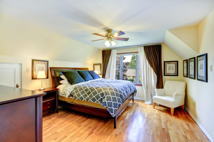 A family bedroom floor ideas