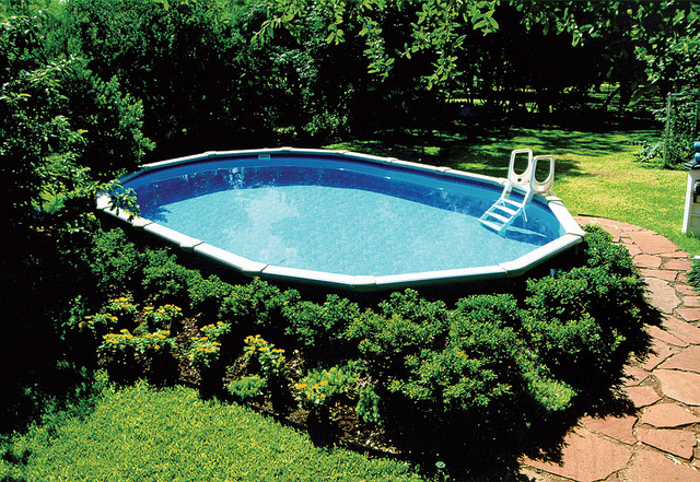 Amazing above ground pool ideas with decks 1