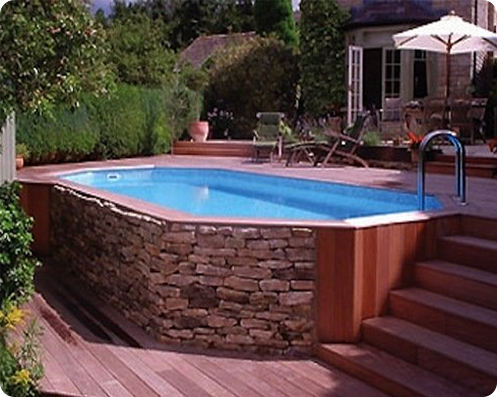 10 Amazing Above Ground Pool Ideas And Design