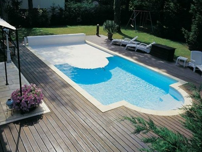 Amazing Above Ground Pool Ideas With Decks 9