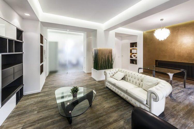 Clean and elegant rustic floor ideas