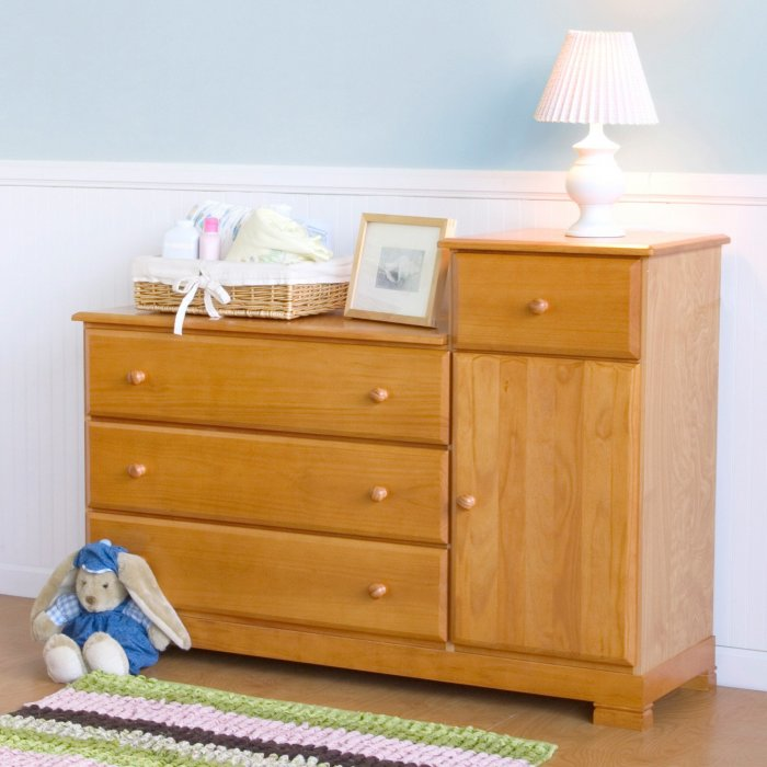Types of dressers; Combo dresser
