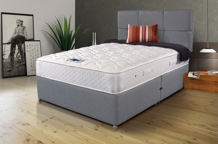 Types of beds: Divan bed