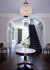 Elegant entry table ideas