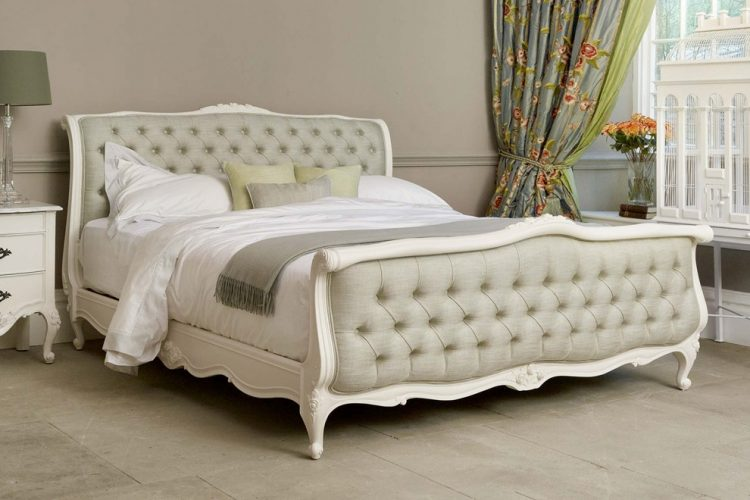 53 different types of beds frames styles that will go for Classic french beds