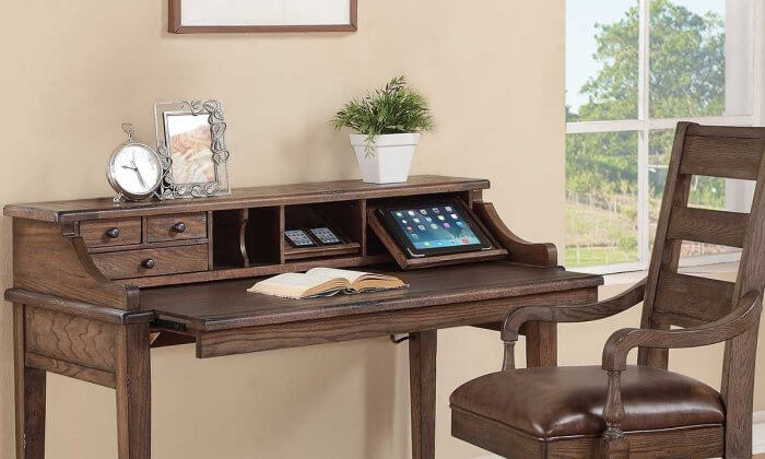 Types of desks; Writing workdesk