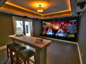 Less but more video game room ideas