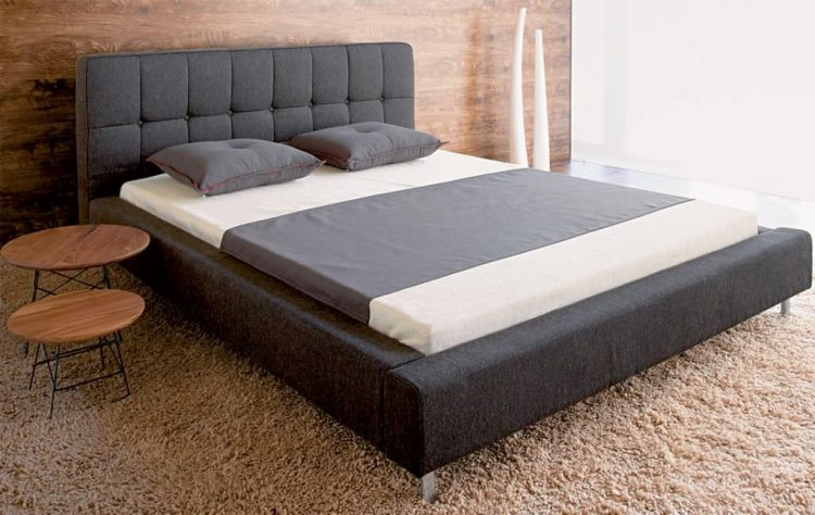 Types of bed styles; Mid-Century beds