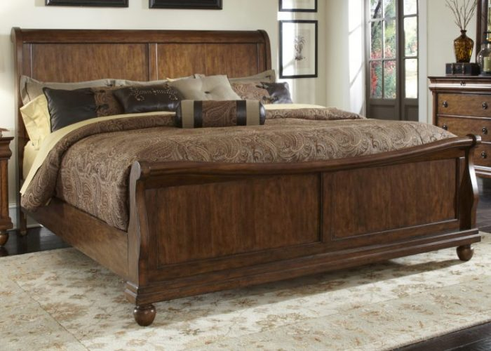 Types of bed styles; Rustic beds
