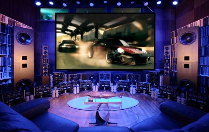 Sensational video game room ideas