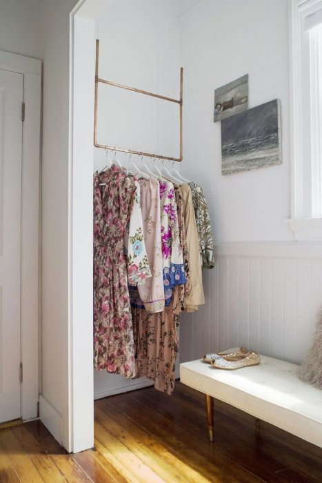 Small entryway ideas; Make it comfortable