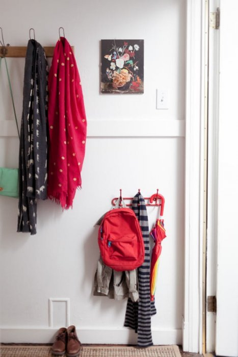 Parents and kids small entryway ideas