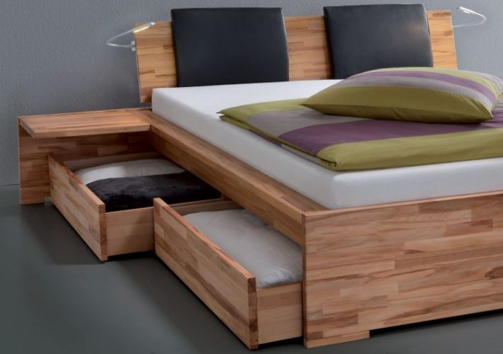 Types of beds; Storage