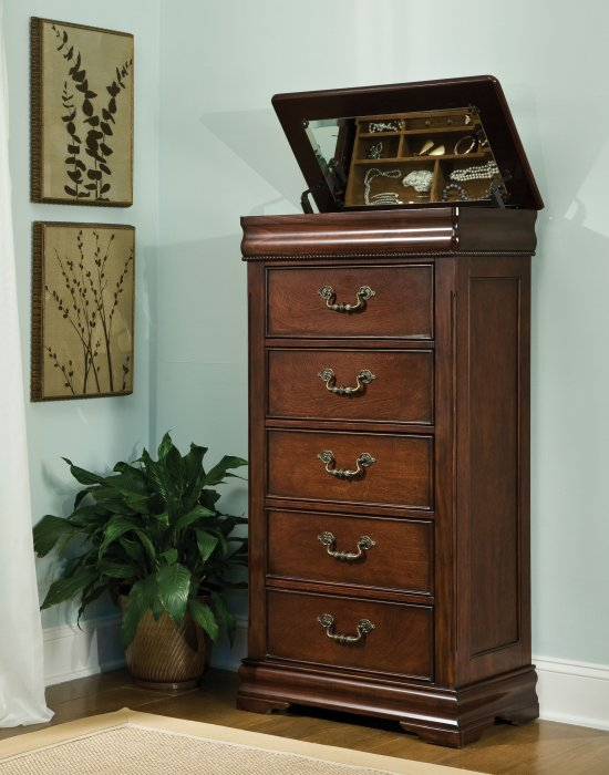 Types of dressers; Lingerie chest/ semainier