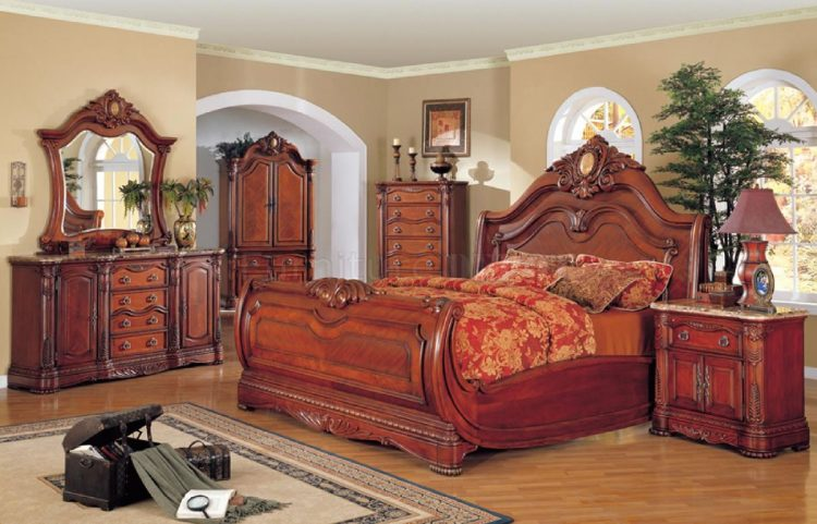 Types of bed styles; Traditional beds