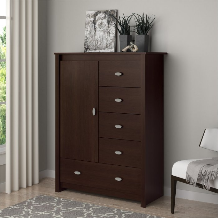 Types of dressers; Common vertical chest