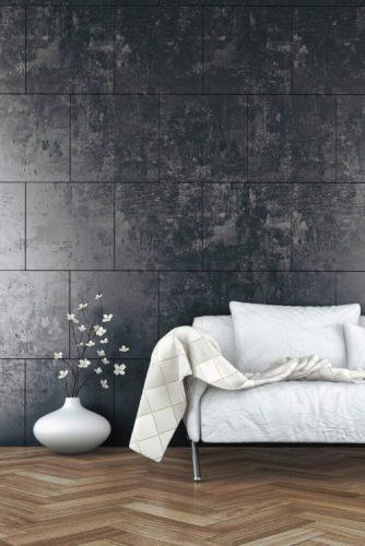 Wooden parquet floor for living room