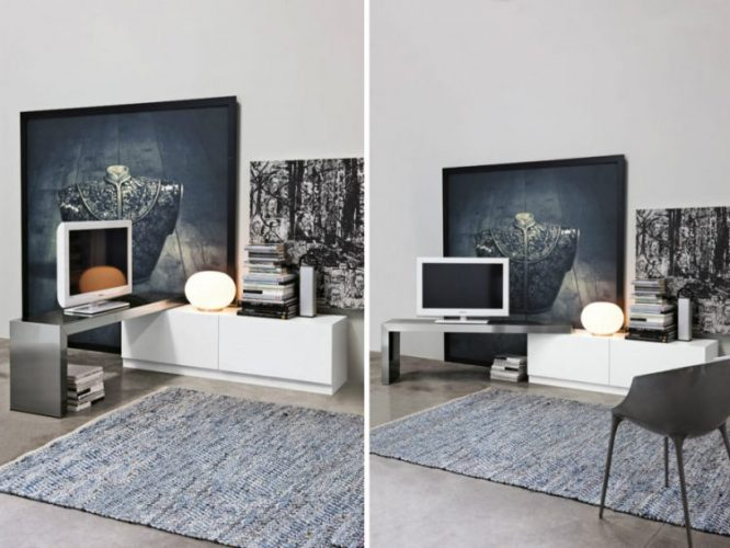 360 TV stand ideas by Ronda Design