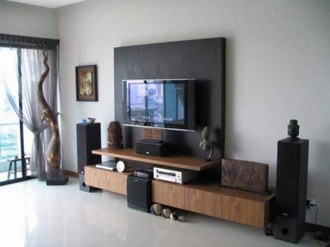 Delicieux Contemporary Antique TV Wall Mount Ideas