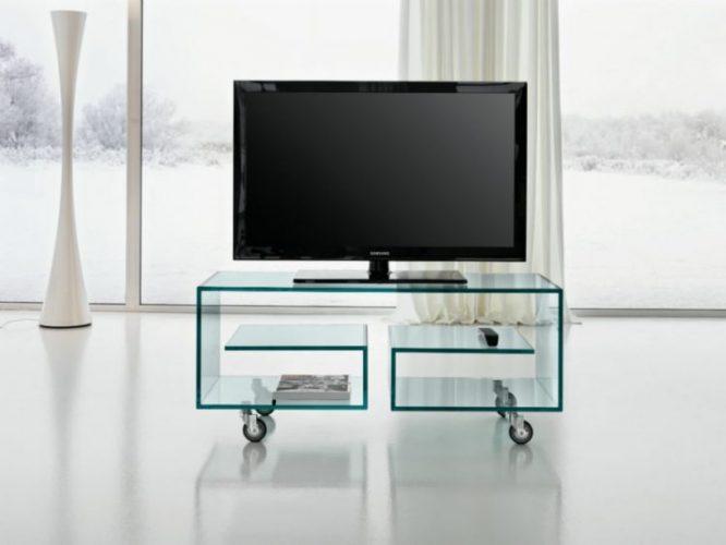FLÒ 1 modern TV stand ideas/ cabinet by Tonelli Design