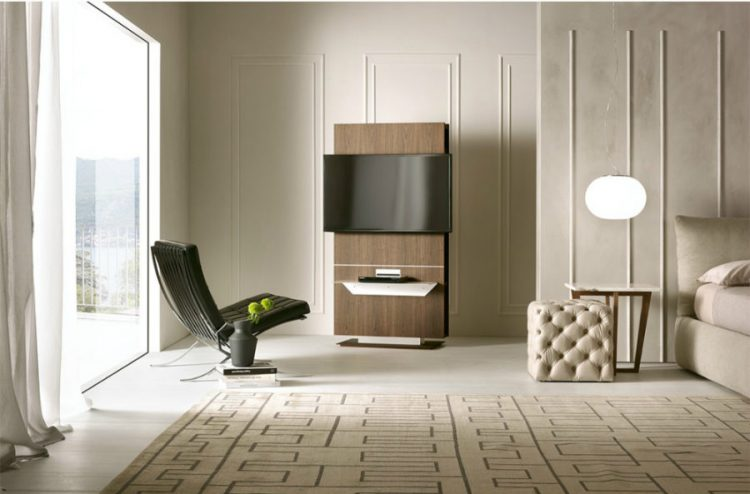 Lounge TV stand ideas by Pacini & Cappellini