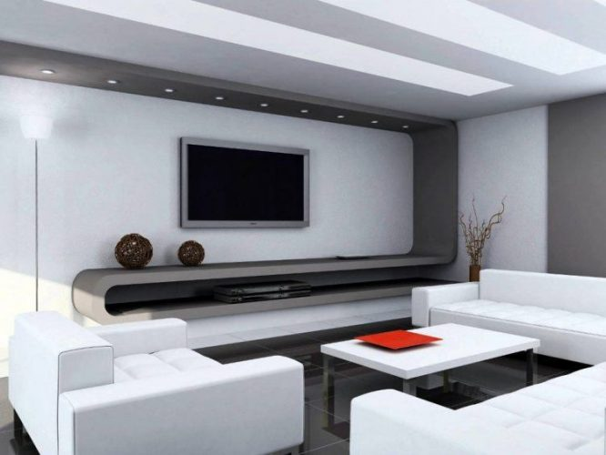 wall mounted tv living room ideas 18 chic and modern tv wall mount ideas for living room 25269