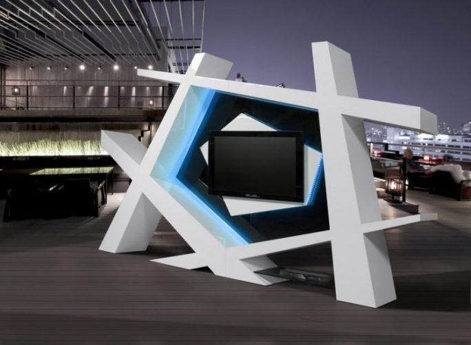 Strada premium wall unit TV stand ideas