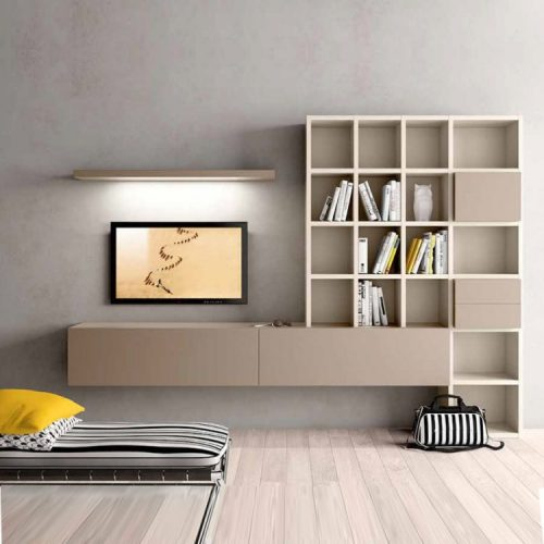 TV stand ideas and unit media by Morassutti