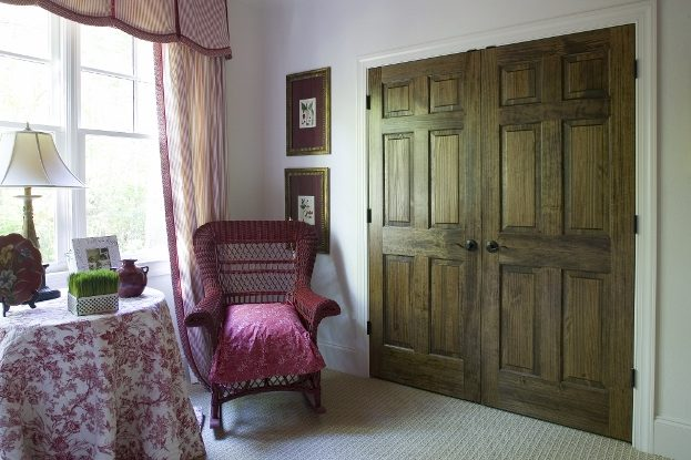 French style closet door ideas
