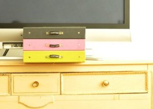 DVD binders storage ideas