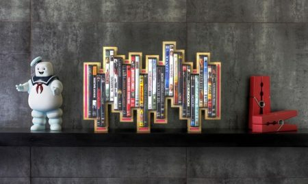 Levels case DVD storage ideas