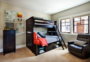 Bunk bed tween bedroom ideas