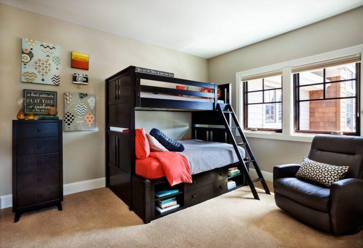 Bunk bed tween bedroom ideas