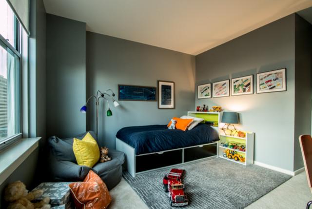 Modern tween & pre-tween bedroom ideas