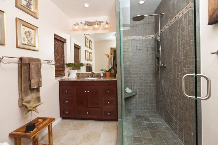 eclectic small bathroom remodel ideas