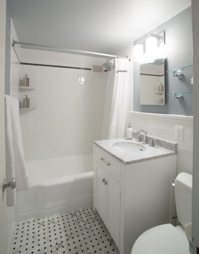 Best of small bathroom remodel ideas for your home for Bathroom remodel images