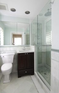traditional small bathroom remodel
