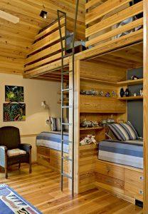 tween bedroom ideas with loft study