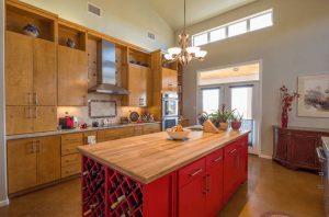 Get more storage kitchen island ideas
