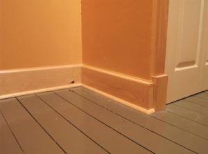 Pine Baseboard Styles