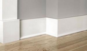 Plain Baseboard styles