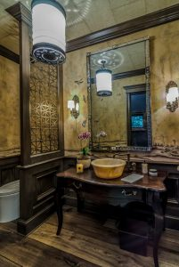 Dawson Lapsley, Room Divider Ideas for Bathroom